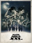 magic mike xxl movie poster image