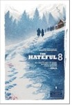 hateful eight movie poster image