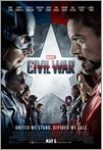 captain america: civil war movie poster image