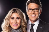 rick perry and emma slater image