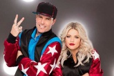 vanilla ice and witney carson image