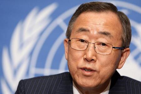 Ban Ki-moon: