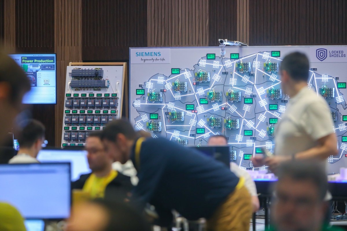 Estonian World Largest Cyber Exercise In