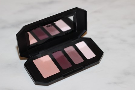 Kat Von D Shade + Light Eye Contour Quad in Plum