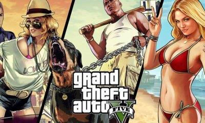 GTA V PC, PS4, Xbox one