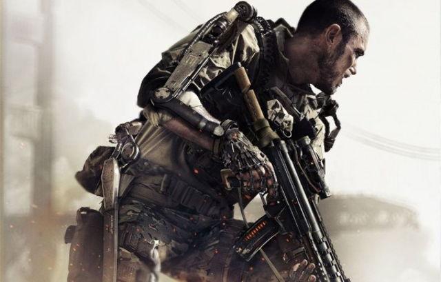 call of duty - advanced-warfare