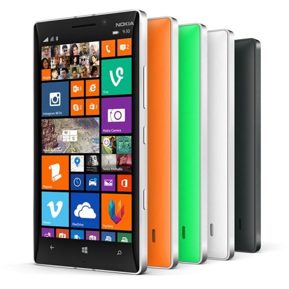 Lumia 930 akıllı telefonu 1799 TL perakende satış fiyatıyla satışa sunuldu!