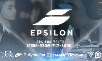 ViewSonic, Avrupa'nın tanınmış eSpor organizasyonlarından Epsilon eSports ile ortaklığını duyurdu