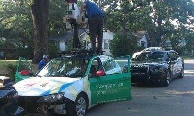 """Google Car'ın çarptığı Dylan Case """"Google'ın cebinden bunun için biraz para çıkar umarım"""" dedi."""