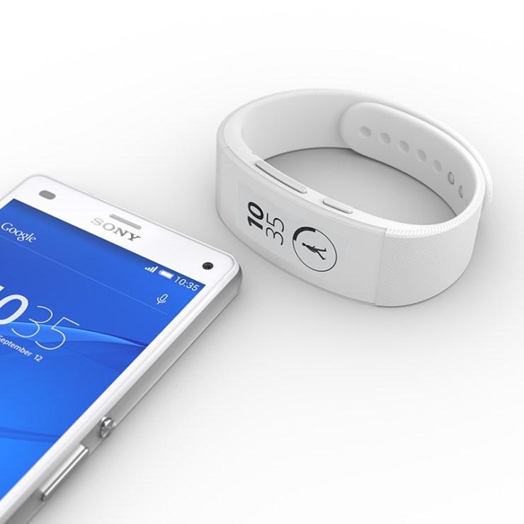 SonyXperia Z3 Compact SmartBandTalk