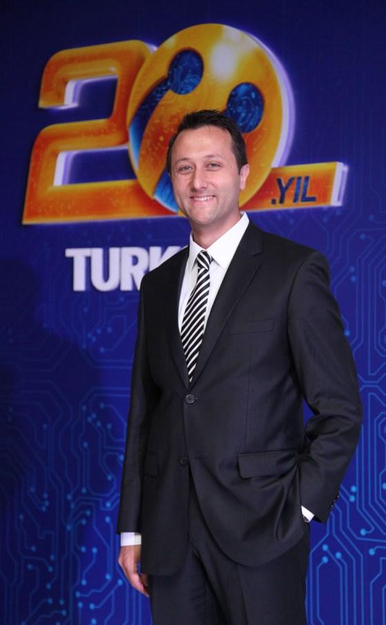 Turkcell Şebeke Operasyonlarından Sorumlu Genel Müdür Yardımcısı Bülent Elönü