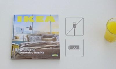 IKEA vs. iPad