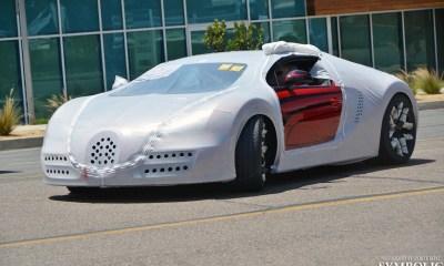 Bugatti Veyron Teslimatı