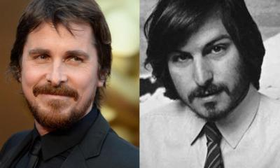 Christian bale ve Steve jobs
