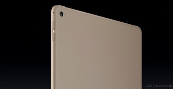 iPad Air 2  kamera