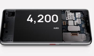 Huawei Mate 20 Pro pil performansı