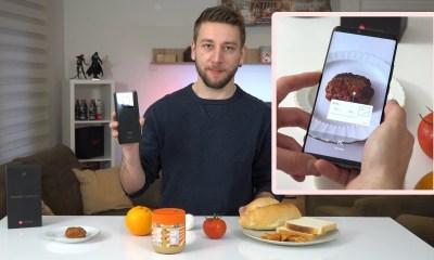 Huawei Mate 20 Pro ile yemek tanıma ve kalori hesaplama nasıl yapılır? Bu videomuzda, HiVision özelliklerinden birini test ettik.