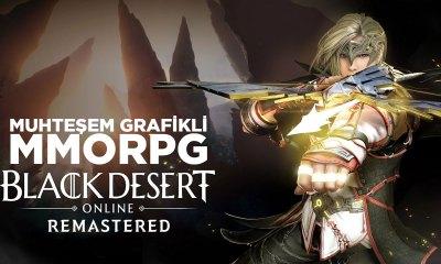 Muhteşem grafiklere sahip MMORPG: Black Desert Online