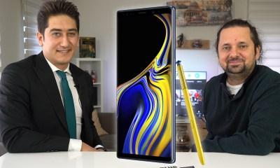 Samsung Galaxy Note9 - Sizin Yorumunuz (Mahmut Şahin)