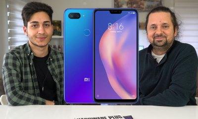 Xiaomi Mi 8 Lite - Sizin Yorumunuz (Tahir Elkoca)
