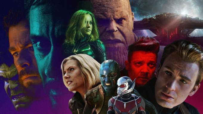 avengers:endgame rekor
