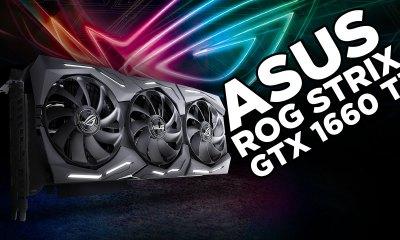 Asus ROG Strix GeForce GTX 1660 Ti OC Edition incelemesi