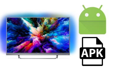 Android TV APK yükleme