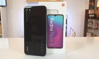İşte beklenen telefon! | 2000 TL'lik Redmi Note 8 kutu açılışı