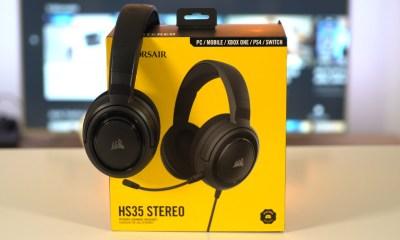 Corsair HS35 Stereo inceleme