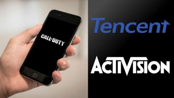 Activision tencent