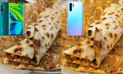 Huawei P30 Pro vs Xiaomi Mi Note 10 kamera kıyaslaması
