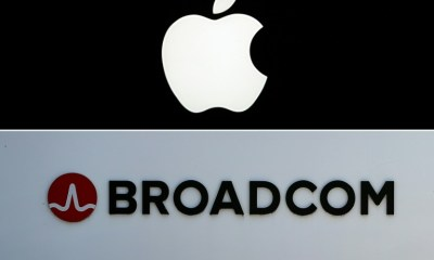 Apple ve Broadcom