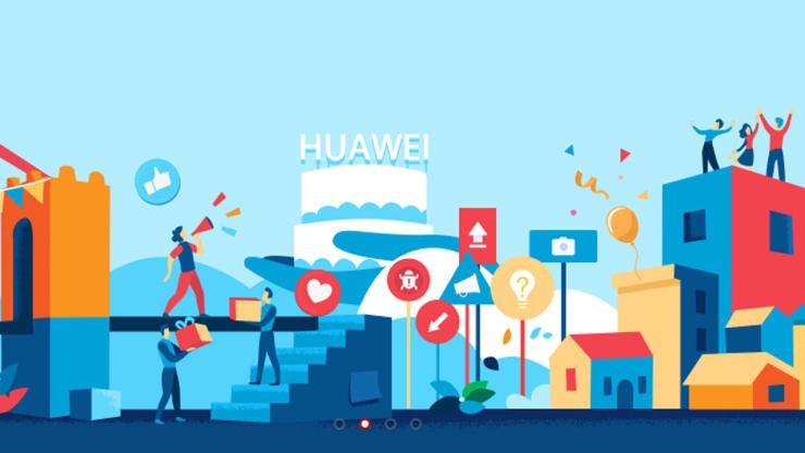 Huawei Topluluk