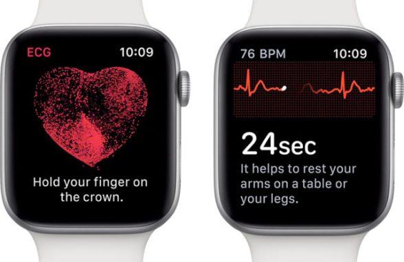 Apple Watch sağlık yönünden gelişmeye devam ediyor.