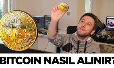 Nasıl Bitcoin alınır?
