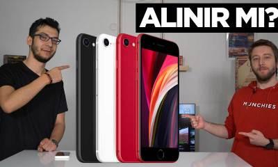 iPhone SE (2020) alınır mı?