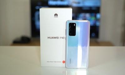 Huawei P40 elimizde! | 50 MP yeni kamera!