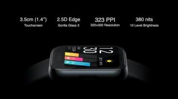 Realme Watch Ekran