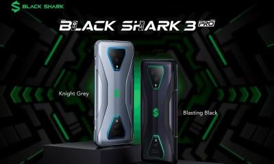 Black Shark 3 Pro iii