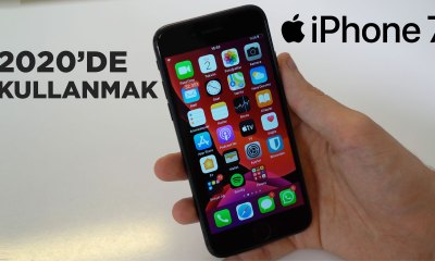 2020'de iPhone 7 kullanmak
