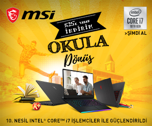 MSI reklamı
