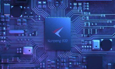 Huawei'nin Kunpeng işlemcili bilgisayarları yakında hizmette olabilir!