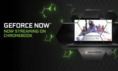 Chromebook GeForce Now