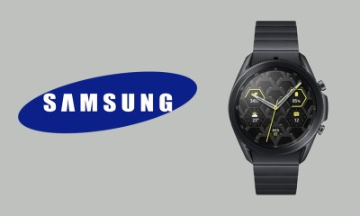 Samsung Galaxy Watch 3 Titanyum