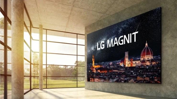 LG Magnit microLED