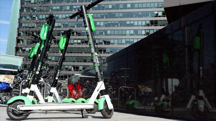 Bakanlık scooter