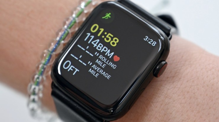 Apple Watch wird gebeten, den Blutdruck wiederholt zu messen!