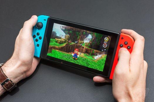 Nintendo Switch satışları Ekim ayında 735.000'i aştı