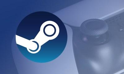 Steam DualSense