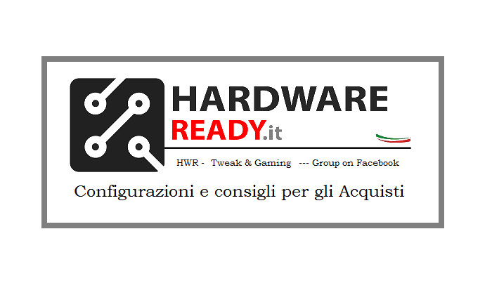 Configurazioni PC e consigli per gli Acquisti di Hardware